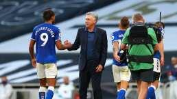 Everton y Ancelotti se lucen con sus primeros premios