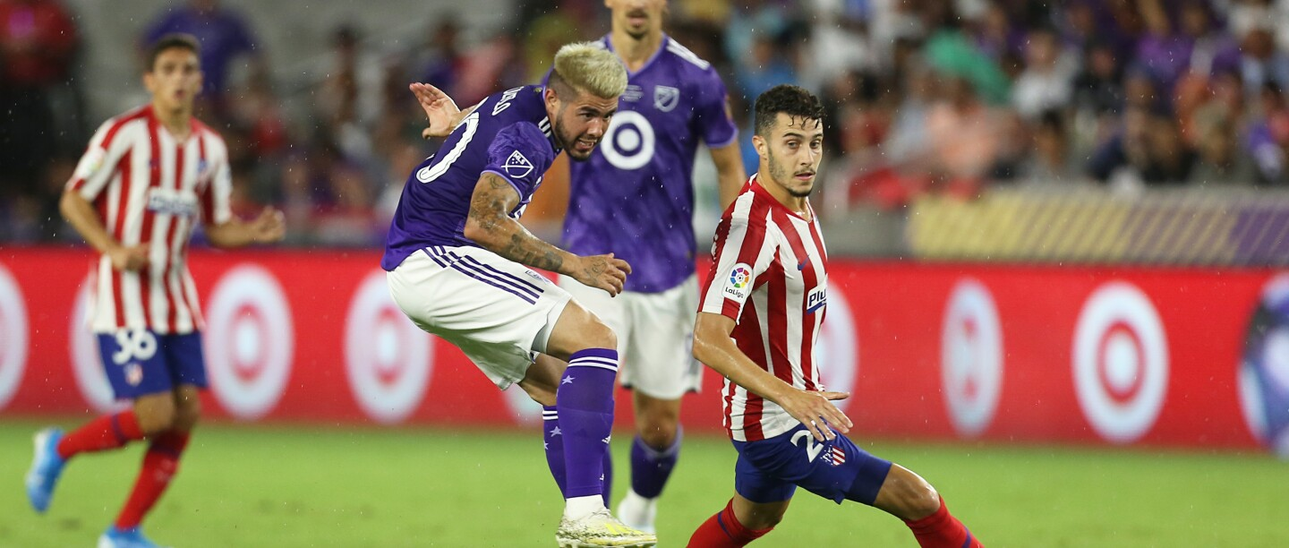 2019 MLS All-Star Game: MLS All-Stars v Atletico Madrid