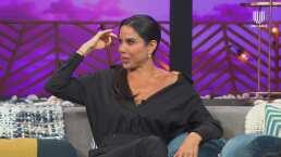 Entre risas, Paola Rojas recuerda el incidente que tuvo en plena transmisión de su noticiero