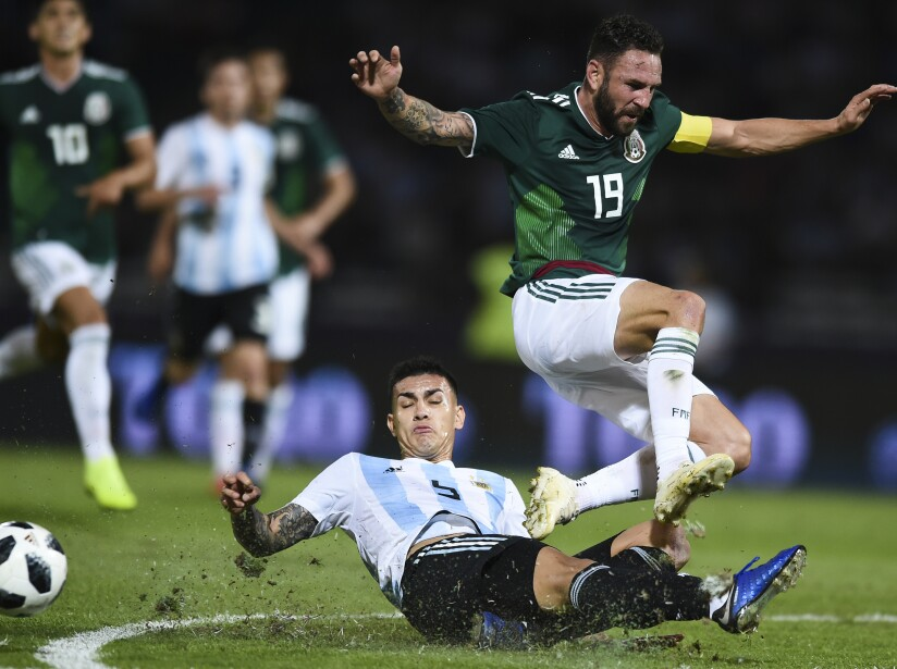 Argentina v Mexico - International Friendly