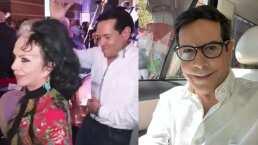 Reviven video de Pepillo Origel echándose una bailadita con Tongolele al ritmo de La Sonora Dinamita