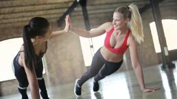 Prepara tu regreso al gym con este entrenamiento de Tac fit con Tona Arriaga