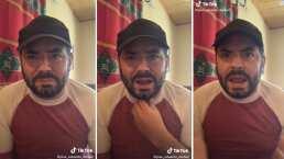 Mira cómo a José Eduardo Derbez le han afectado las clases en línea 'Ando bien estresado'
