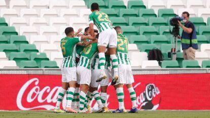 Triunfa el Betis sobre Valladolid