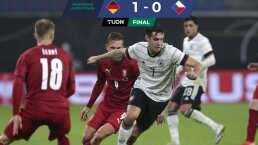 Alemania da signos de vida ante República Checa