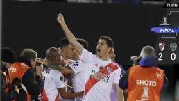 River Plate domina la ida del Superclásico