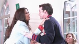Montse & Joe: ¡Drake Bell cumple su sueño de conocer a Salma Hayek!