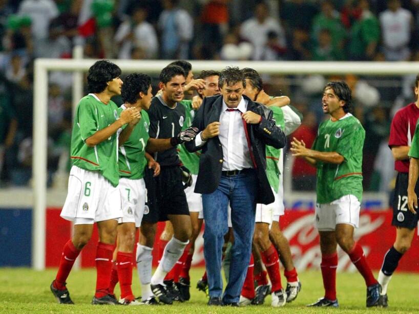 PRE CONCACAF LAVOLPE
