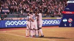 Honduras golea y deja fuera a Trinidad y Tobago de la Copa Oro