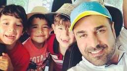 Ariel Miramontes habla de los retos que implica ser padre soltero: 'Todo lo que vale la pena es difícil'
