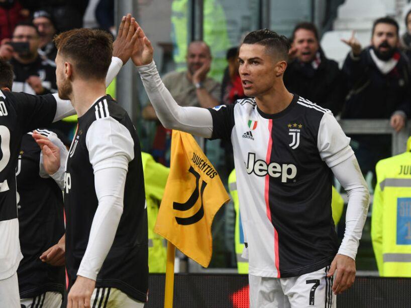 Juventus v Cagliari Calcio - Serie A