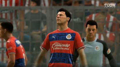 De la mano de González, el Atlético San Luis vence 2-0 a las Chivas de Guadalajara guiadas por Dieter Villalpando; las Chivas no han podido ver la victoria en la eLiga MX.