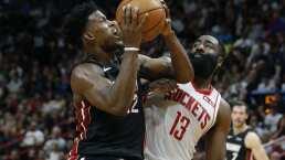 Houston luce en el Top 5 de la NBA