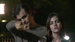 Detrás de cámaras: Mía logra vengarse de Joaquín