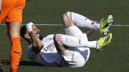 Benzema es baja para enfrentar al Atalanta en Champions