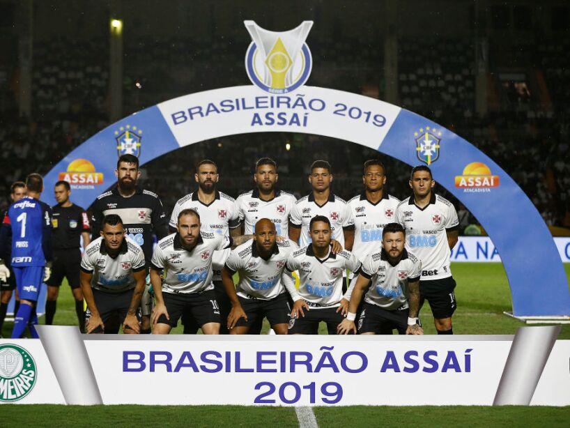 Vasco v Palmeiras - Brasileirao Series A 2019
