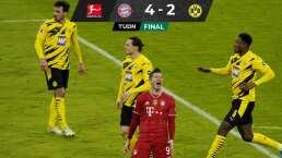 Bayern Múnich resurge y aplasta al Borussia Dortmund