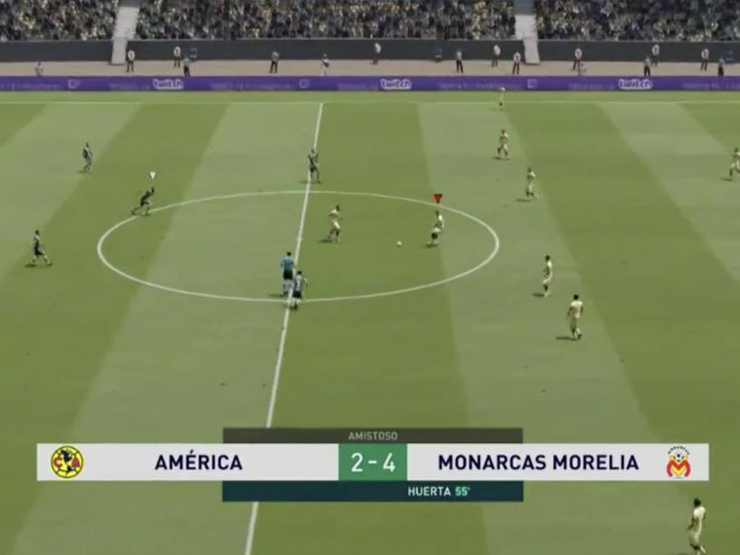 eLiga MX, Morelia vs América, 19.png