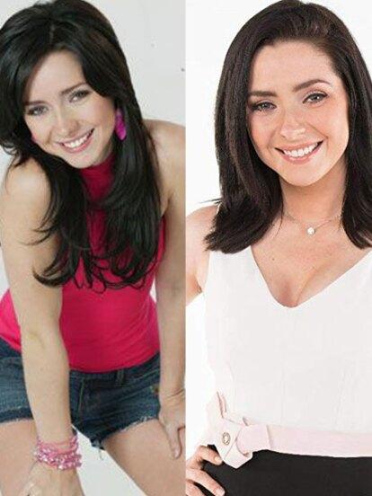 Conoce la trayectoria en la pantalla chica de la actriz Ariadne Díaz.