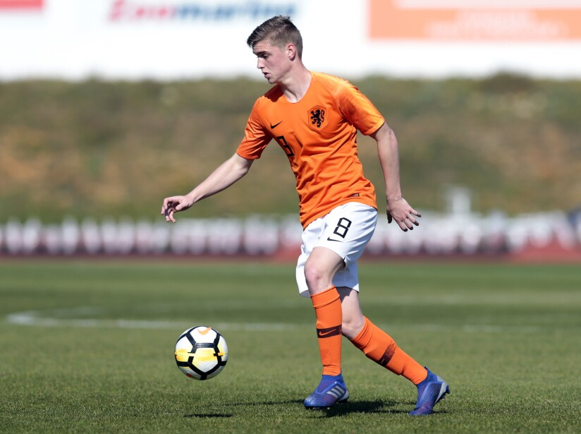 U17 Germany v U17 Netherlands- U17-Juniors Algarve Cup