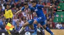 Cruz Azul 1-1 Chivas - Goles y Resumen – fecha 8 – Apertura 2019 – Liga MX
