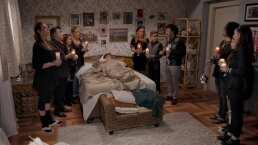 ¿Otro velorio en 'Una familia de diez'?: Este fue el susto de muerte que le dieron a 'Plácido' en su cumpleaños