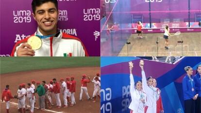 La Delegación Mexicana continuó cosechando medallas en los Juegos Panamericanos de Lima 2019, y de esa forma continua en la segunda posición en el medallero continental.