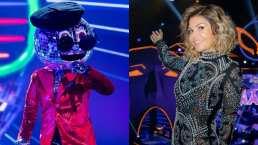 Itatí Cantoral cuenta por qué Disco Ball es su personaje favorito de ¿Quién es la Máscara?