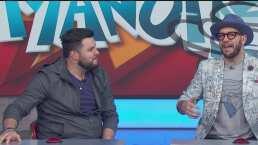 """""""El manotazo"""": Faisy y Paul Stanley respondieron candentes preguntas en este divertido juego"""