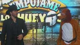 Raúl Sandoval vs El Perro Guarumo en 'Empújame los Huevos'