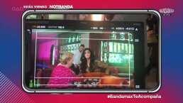 Así grabaron Ana Bárbara y Paquita la de Barrio el video de su dueto 'El Consejo'