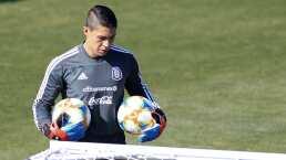 ¡Por un Mundial! Hugo González y su meta pendiente