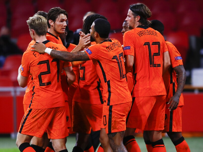 Netherlands Poland Nations League Soccer