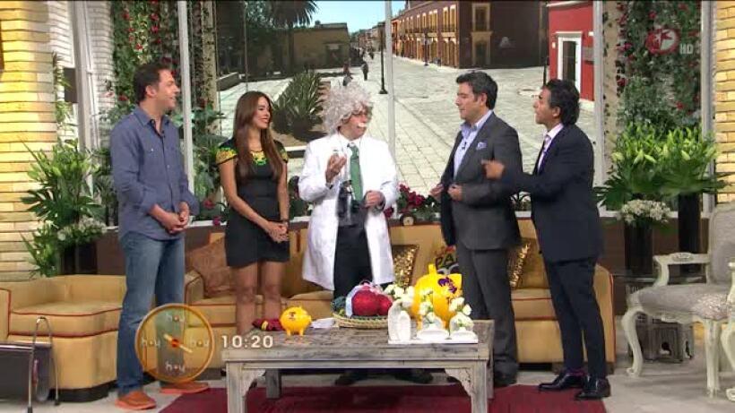 Dr. Chaflán 21 mayo 2014