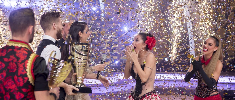 ¡Greeicy Rendón es la campeona de Mira Quién Baila!