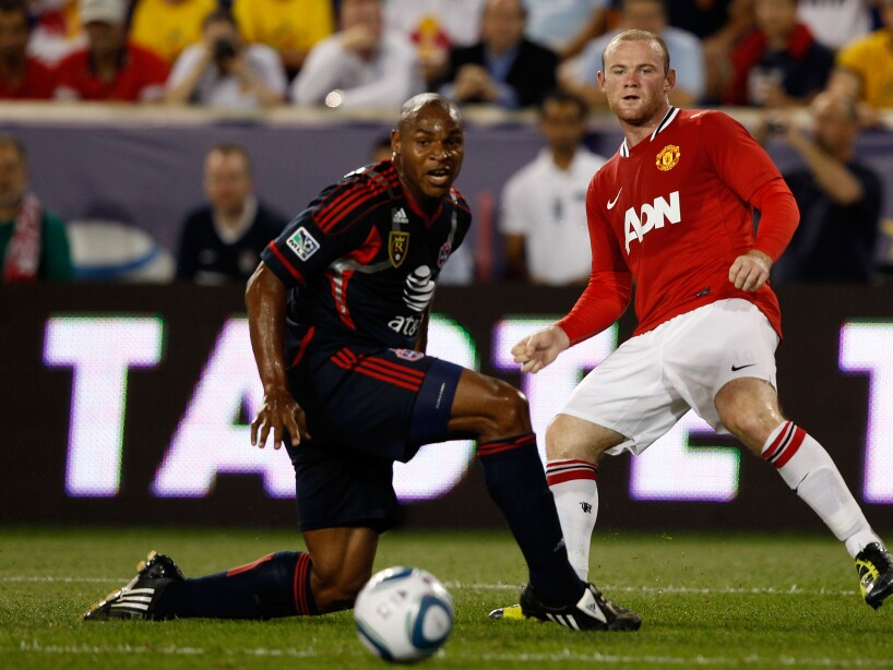 MLS All-Star Game - Manchester United v MLS All-Stars