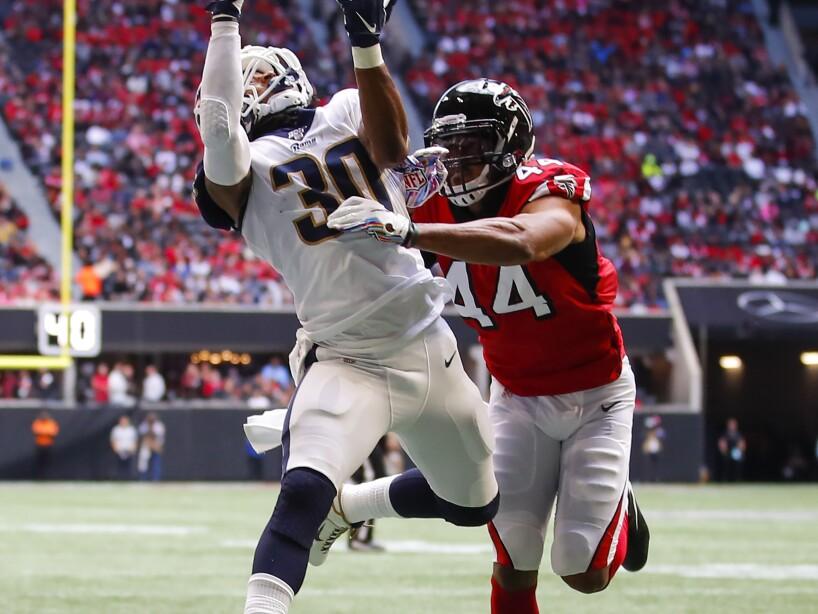 Los Angeles Rams vAtlanta Falcons