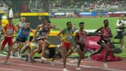 ¡Estos atletas se caen como peones! Kowal tropieza y Nigate se estrella