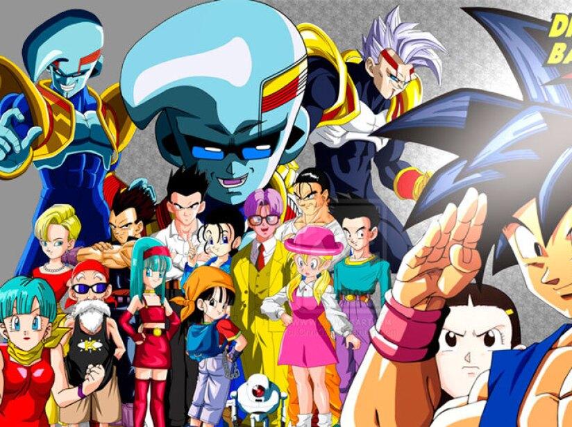 Es el tercer anime de la serie de televisión japonesa Dragon Ball.