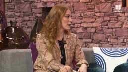 Daniela Magun dice que era conocida como 'la pelirroja de Kabah' y no fue fácil abrirse su propio camino