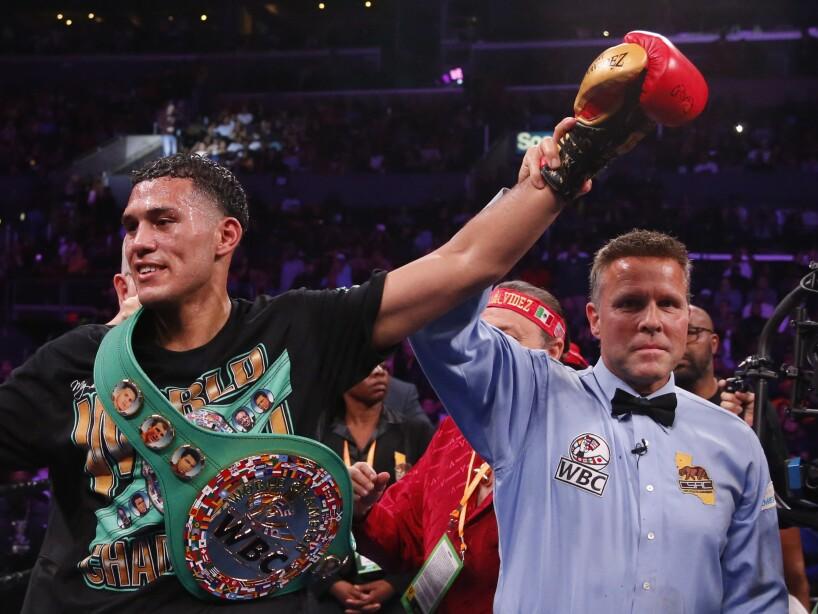 Dirrell Benavidez Boxing
