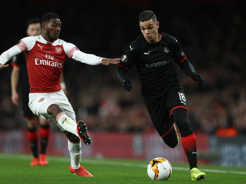 Arsenal v Stade Rennais - UEFA Europa League Round of 16: Second Leg