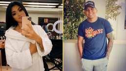 Así reaccionó Edwin Luna al ver totalmente desnuda a Kimberly Flores