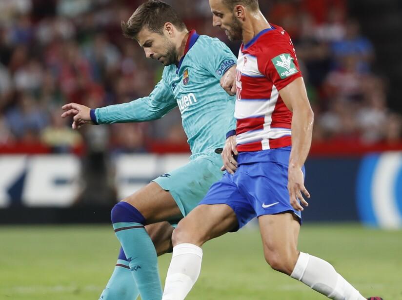Granada 2-0 Bracelona