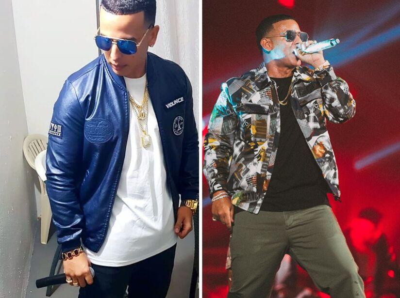Daddy Yankee tiene un doble y es casi imposible diferenciarlos