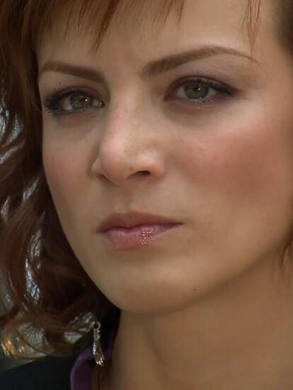 """En el último capítulo de """"Mañana es para siempre"""" se vivieron grandes emociones; 'Fernanda' acorrala a 'Franco Santoro' al revelarle que ya sabe que él es en realidad 'Eduardo Juárez'."""