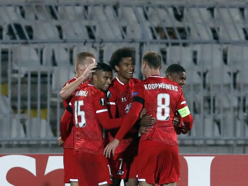 Serbia Soccer Europa League