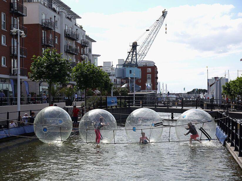 Scenes Around Portsmouth Harbour