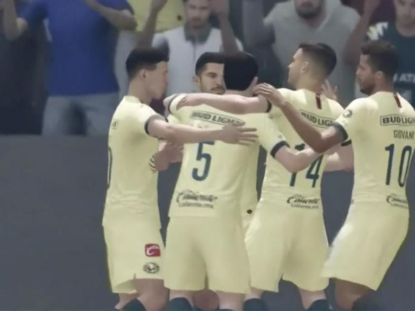 eLiga MX, Morelia vs América, 3.png