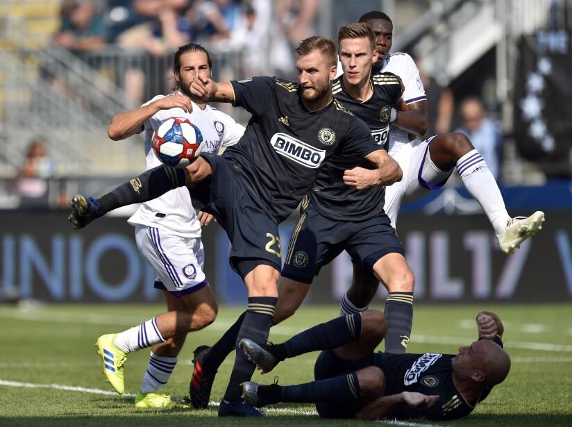MLS Orlando City Union Soccer